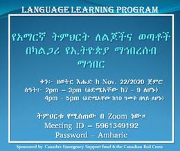Language Learning Program