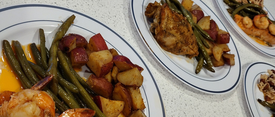 Plated Meals