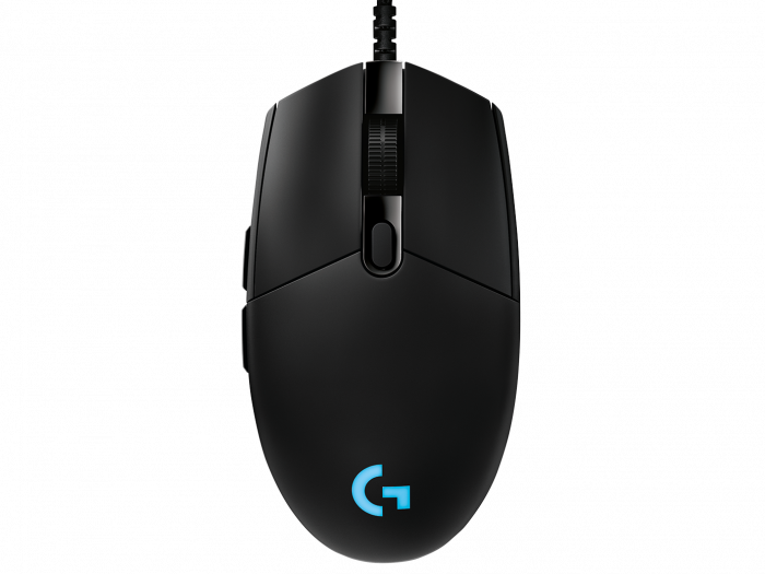 In esports, winning isn't measured in meters or seconds but micrometers and milliseconds. When the stakes are at their highest, a single flick-and-click can be the difference between going home with $5k or with $500k. That's why Logitech G created PRO. Enhanced with HERO, our most advanced gaming sensor, for the incredible speed and precision needed to win.