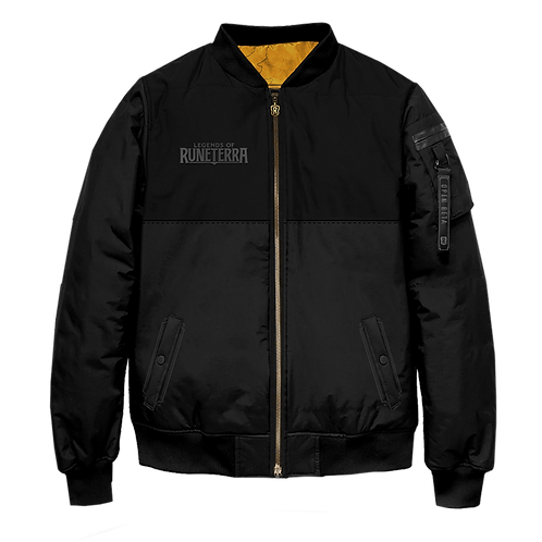 Legends of Runeterra Open Beta Bomber Jacket (Unisex)