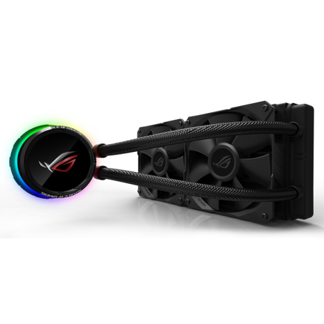 ASUS ROG RYUO 240 240mm RGB Liquid CPU Cooler