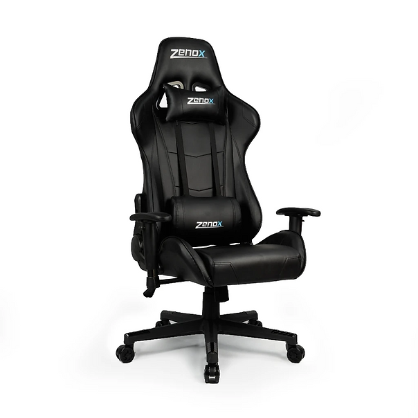 Combining functionality, utility and style, Zenox Mercury Series Racing Chairs are shaped to make you feel relaxed and comfortable whenever you sit on it. Designed to be highly adjustable, gamers could easily customise the positions of multiple components of the chair according to their preferences. The SGS* certified gas cylinder and BIFMA* approved castors offer stability you could rely on. Step your game up with our Mercury Series Racing Chair.