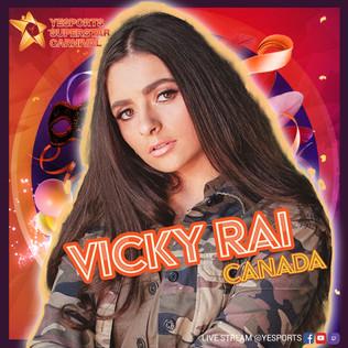 Vicky Rai - Toronto, Canada.
