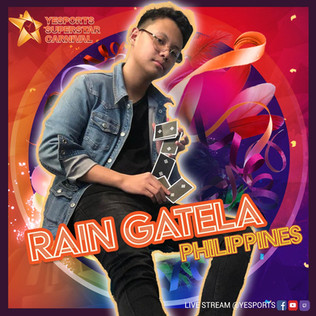 Rain Gatela - Philippines