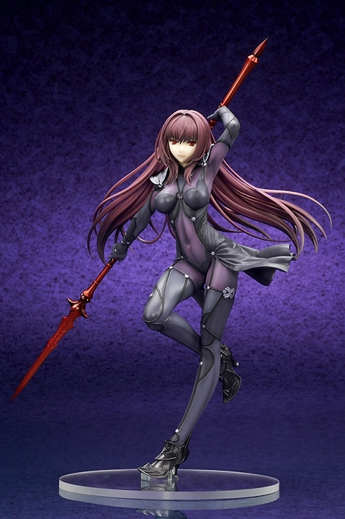FateGrand Order - Lancer Scathach 斯卡塔赫
