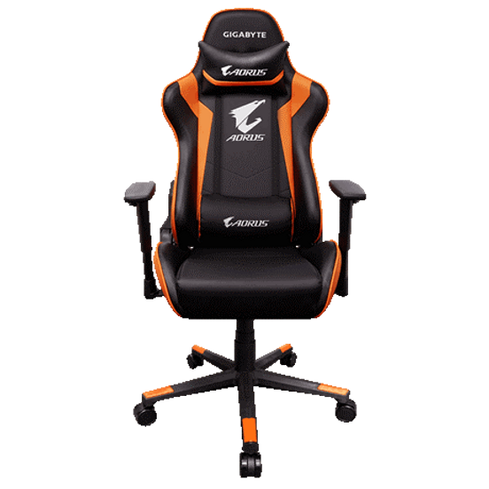Ergonomic design - more efficient and comfortable Free bonus - headrest cushion & lumbar cushion Higher backrest saves neck and spine Flexible seat back with adjustment Special soft and adjustable armrests to protect the shoulders and wrist Quality certificated by a variety of authorities