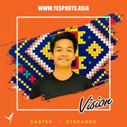 Vision streaming on Yesports