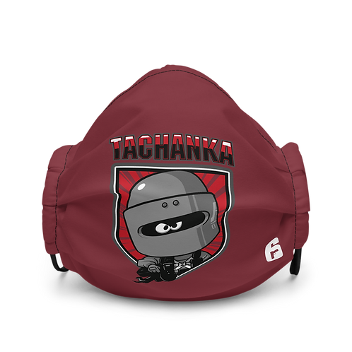 Rainbow SIX Siege - TACHANKA CHIBI PREMIUM FACE MASK