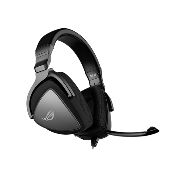 ROG Delta Core is a 3.5mm gaming headset that supports all of your favorite gaming platforms: PC, Mac, mobile phones, PlayStation 4, Xbox One and Nintendo Switch. Equipped with exclusive ASUS Essence drivers, airtight chambers and audio signal diversion technology, ROG Delta Core delivers high-resolution sound and deep, punchy bass to fully immerse you in your games. Ergonomic D-shaped ear cups with ROG Hybrid ear cushions give you upgraded comfort, so you can game without fatigue. With superb sound quality and an excellent balance of features, ROG Delta Core is ready to become an essential component in your gaming arsenal.