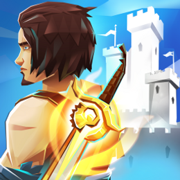 Mighty Quest x Prince of Persia