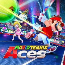 Unleash an arsenal of shots and strategies in all-out tennis battles with friends, family, and fan-favorite Mushroom Kingdom characters. Whether you play locally,* online,** or using simple motion controls, intense rallies await! In Adventure mode, experience a new favor of tennis gameplay, with a variety of missions, boss battles and more.