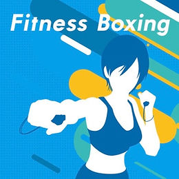 Get off the couch and get moving with fun, boxing-based rhythmic exercises set to the instrumental beats of songs by popular artists. You can personalize your workouts by selecting from different fitness goals. Train your way, whether you're on your own, with a friend, at home, or on the go.  Punch and squat while gripping the Joy-Con controllers to get your whole body moving—no additional gym equipment required.