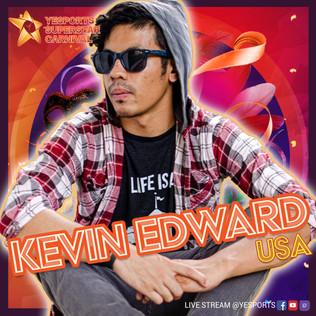 Kevin Edward - New-Jersey, USA
