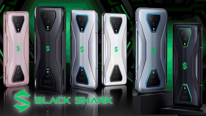 Black Shark 3 Pro Smartphone