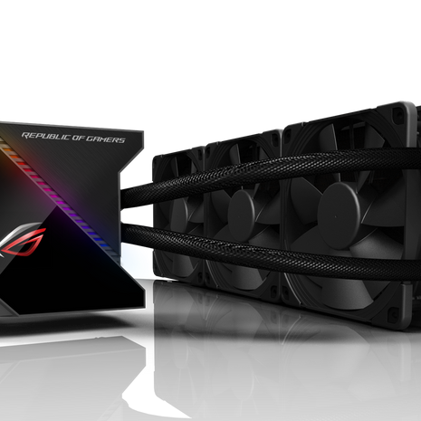 ASUS ROG RYUJIN 360 360mm RGB Liquid CPU Cooler