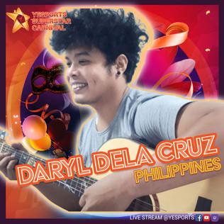 Daryl Dela Cruz - Philippines
