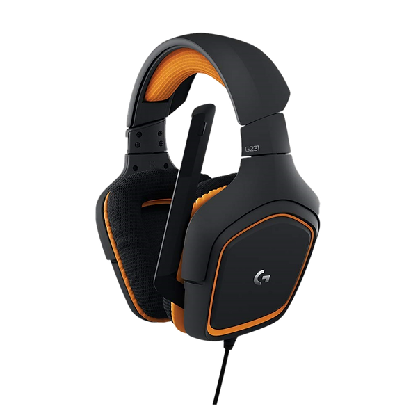 Logitech's G231 Prodigy is a capable, well-made gaming headset for a very reasonable price. You can find headsets that feel more plush or offer a bit more crispness in the high-end, but you'll spend two or three times as much for those luxuries.