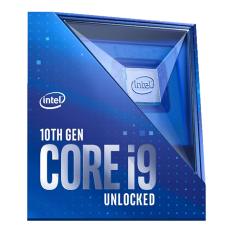 Intel® Core™ I9-10900K Processor 10 Cores 20 Threads
