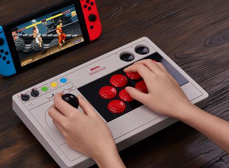 TechReview: 8BitDo Arcade Stick joystick