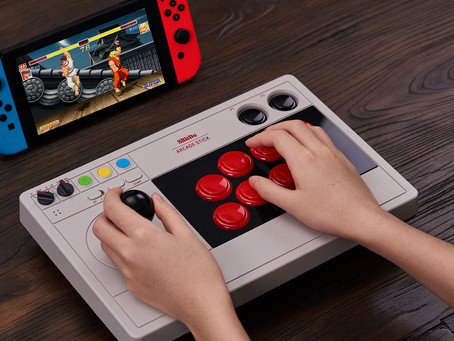 TechReview: 8BitDo Arcade Stick joystick