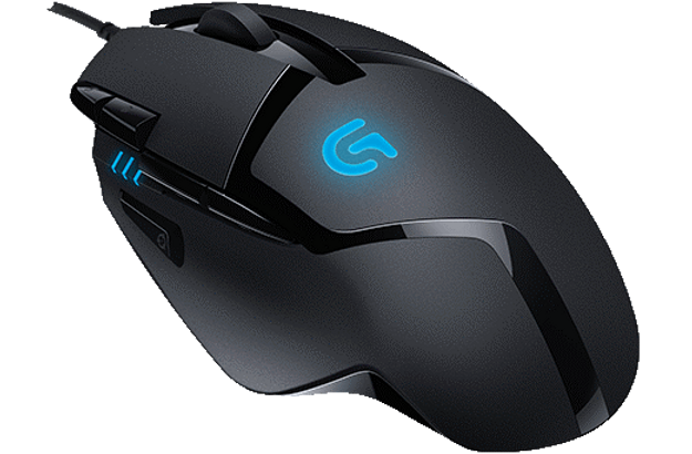 G402 is an excellent FPS gaming mouse. It will consistently keep track of any speedy movement up to, and possibly including, hurling it across the room in a fit of gaming pique. A quality FPS gaming mouse, with superb tracking abilities.