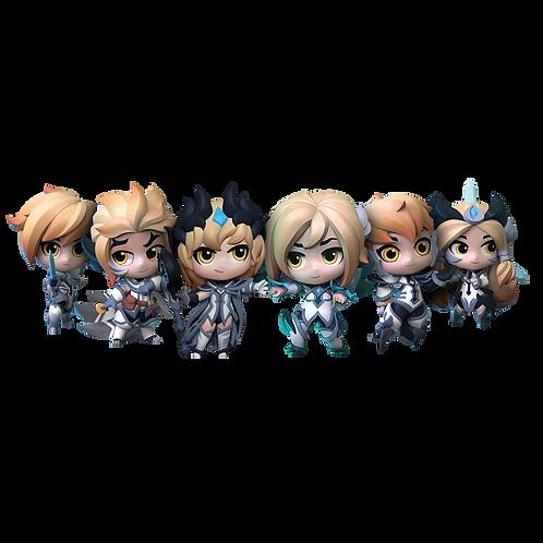 LOL - Invictus Gaming Team Mini Set