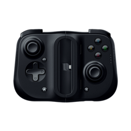 MAKE YOUR MOVE Bring your A-game anytime, anywhere. Introducing a universal mobile gaming controller that fits most smartphone devices, designed to bring console-level control to your on-the-go gaming. With this controller by your side, wherever you go, victory will follow. CLICKABLE ANALOG THUMBSTICKS Refine your aim and execution with a familiar console controller experience that provides tactile feedback, supported by an array of face and bumper buttons, as well as a D-pad for extra inputs. UNIVERSAL FIT The universal mobile controller's flexible design allows it to be stretched and clamped on most phones, providing a secure hold that'll never come loose while you game. ULTRA-LOW LATENCY GAMEPLAY Because it connects directly to your device's charging port, this mobile controller is able to provide instant button response for smooth, seamless control. PASS THROUGH CHARGING If your phone starts running low while you're gaming with the controller still attached, simply hook up a charging cable to the controller itself to get the device charging. ERGONOMIC DESIGN Designed for long gaming sessions, the mobile controller's comfortable handheld grip has optimized button placements to make sure each button press feels natural and intuitive. CLOUD GAMING COMPATIBLE With the reality of playing AAA releases on any screen, having the controller attached to your device provides a form factor convenient and portable enough to truly game anywhere.