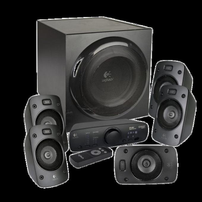 Z906 5.1 SURROUND SOUND SPEAKER SYSTEM