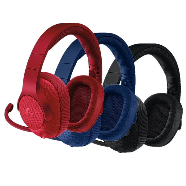 Gamers require immersive audio performance and for good reason as each new title brings ever greater sound design. G433 packs amazing audio performance into a design that is extremely lightweight, durable and comfortable.