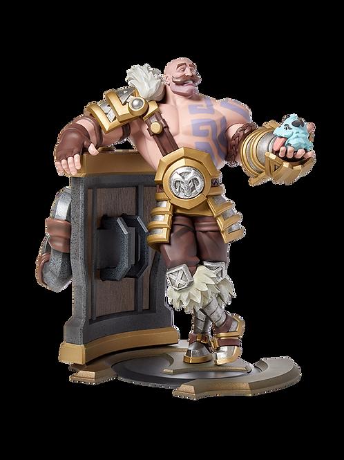 LOL - 布朗姆 Braum Unlocked XL Statue Ver.