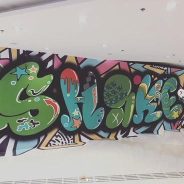 Pantone C x Shake Shack HK