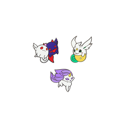 LOL - Star Guardian Familiar Pin Set 星光戰士 精靈 別針組合