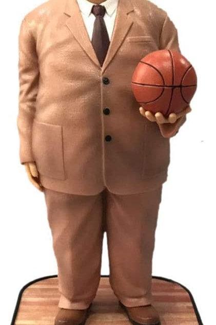 Slam Dunk the Head Coach of SHOHOKU Mitsuyoshi Anzai Statue Figure