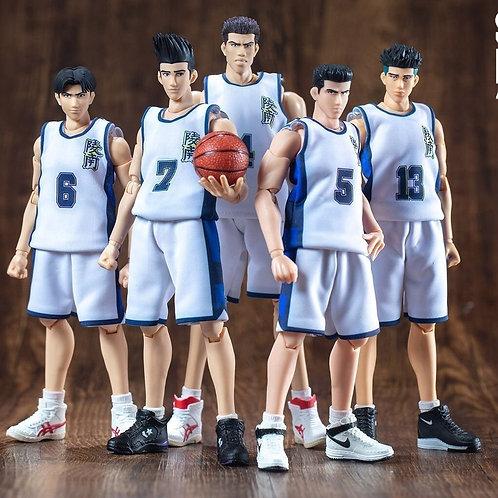 Slam Dunk Team RYONAN 陵南高中 Action Figure