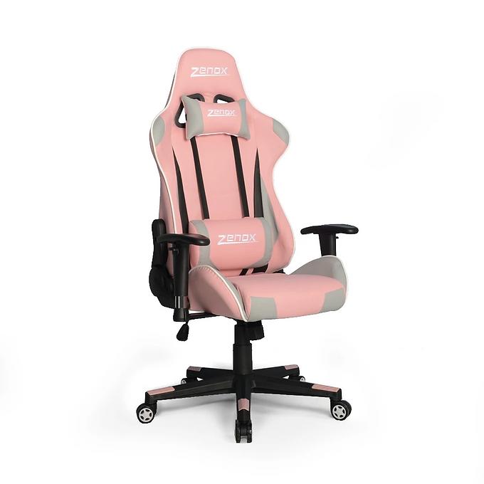 Zenox Mercury Racing Chair (Pink)