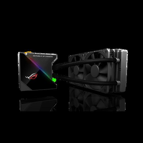 ASUS ROG RYUJIN 240 240mm RGB Liquid CPU Cooler