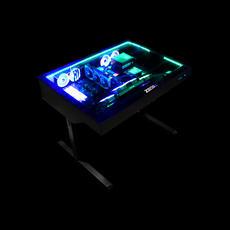 Zenox Zeus Gaming Desk 1.0m