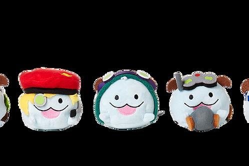 LOL - Pomega Squad Mini Plush Pack 普米伽小隊 小毛絨公仔包