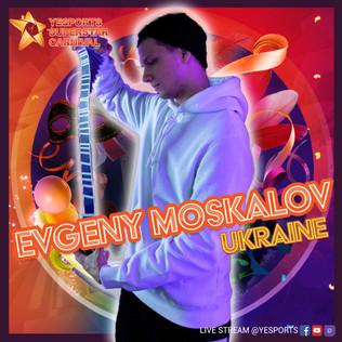 Evgeny Moskalov - Kyiv, Ukraine