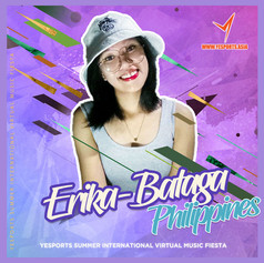 Erika Bataga - Philippines