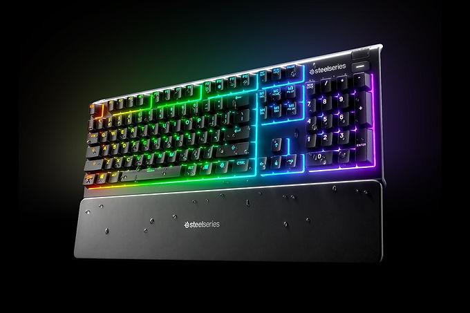Apex 3 gaming keyboard - SteelSeries