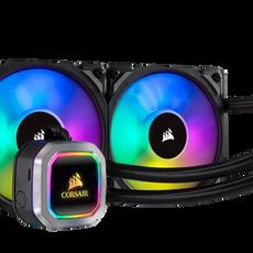 Corsair Hydro H100i RGB Platinum 240MM Liquid CPU Cooler
