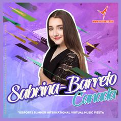 Sabrina Barreto - Canada