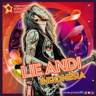 Lie Andi - Indonesia