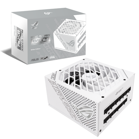 Asus ROG STRIX 850W Gold 80plus WHITE Edition PSU