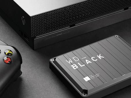 Review: Western Digital WD_BLACK P10 External HDD