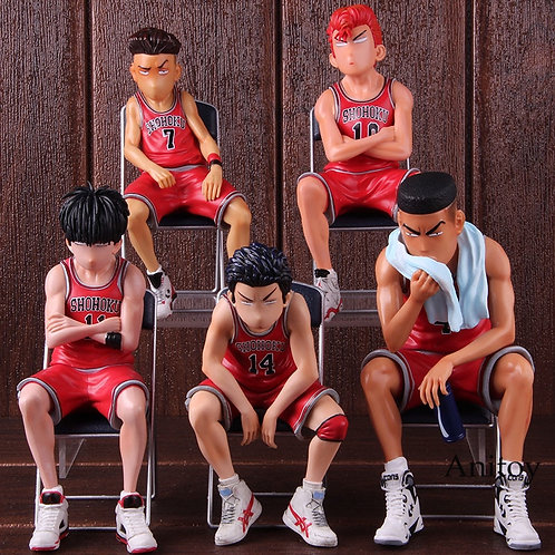 Slam Dunk Team SHOUOKU 湘北高中 Cutie Version
