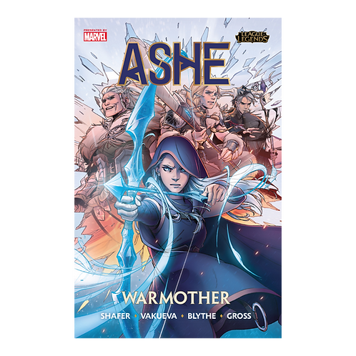 League of Legends: Ashe - Warmother English Edition