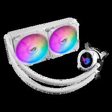 ASUS ROG Strix LC 240 RGB CPU cooler - White