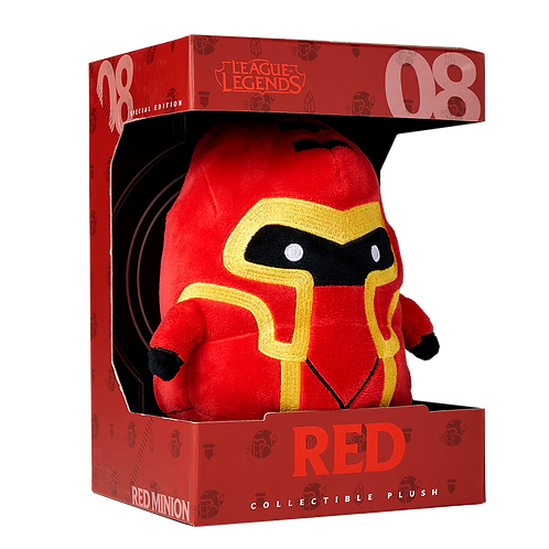 LOL - Red Minion 紅方小兵